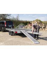 Alumiiniset Rampit integroidut 2800 kg PL