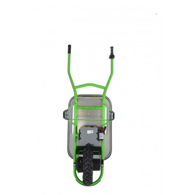 Alberni Standard sähkökottikärry 100 L