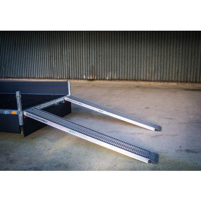 Saris Safety ramppi 250 cm 1400 kg